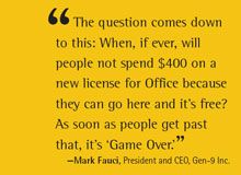 Mark Fauci, President and CEO, Gen-9 Inc.