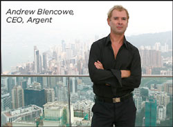 Andrew Blencowe, CEO, Argent