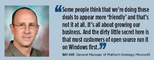 Bill Hilf, General Manager of Platform Strategy, Microsoft