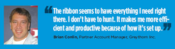 Brian Conlin, Partner Account Manager, Greythorn Inc.