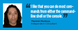 Thommi Montoya, Independent Consultant