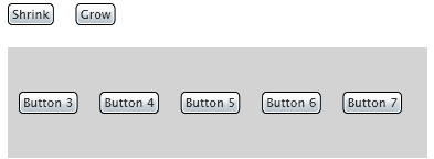 Using the StackPanel Control: Figure 2. Nesting StackPanel controls in a Silverlight interface.